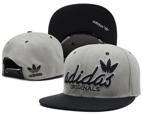 Snapback Adidas Baseball mens adidas originals script adidas logo front best quality retro baseball snapback cap grey