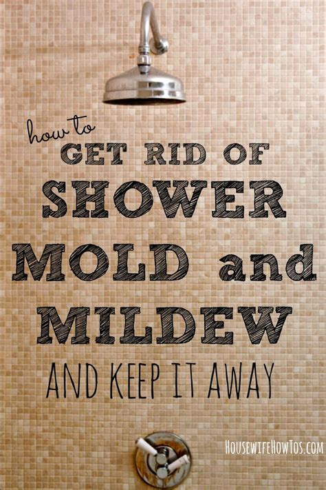 How To Get Rid Of Mold In The Bathroom Walls by 25 Best Ideas About Cleaning Shower Mold On