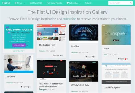 ui design adalah blog sribu 10 galeri desain web yang belum anda ketahui