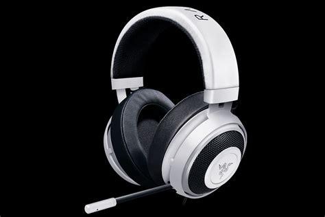 Earphone Razer Kraken Pro V2 razer kraken pro v2 analog gaming headset white oval