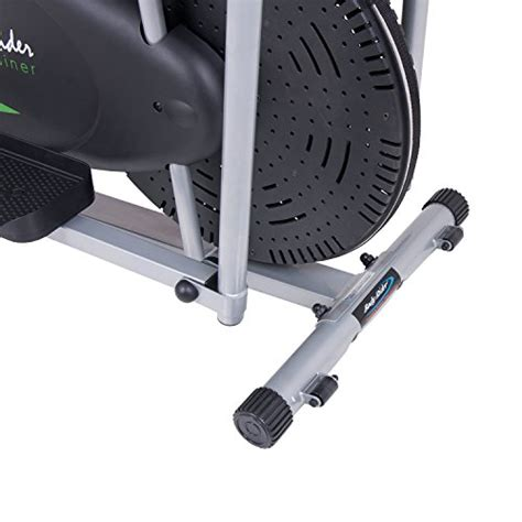 goplus 2 in 1 elliptical fan bike body rider brd2000 elliptical trainer and exercise bike