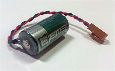 A06b 6073 K001 A06b 6073 Plc Lithium Battery Br Ccf2th 6v Baterai Pa05 plc programmable logic controller batteries small