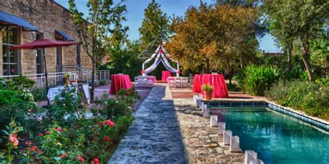 Garden Center San Antonio by Zaza Gardens Weddings Get Prices For Wedding Venues In Tx