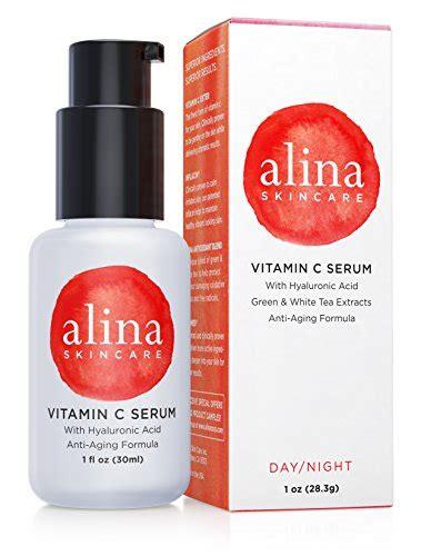 Serum Vitamin C Di Skin Care alina skin care vitamin c serum 1oz discover how to remove pimples fast