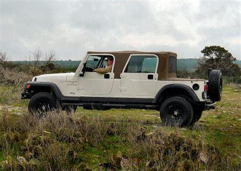 jeep wrangler 4 door pickup 4 four door jeep wrangler