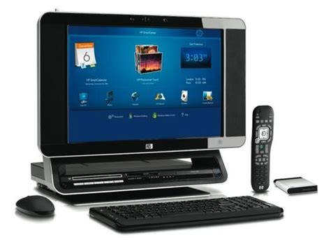 Hp Touchsmart Iq770 Pc Review by Hp Touchsmart Iq770 Media Pc Reviewed Introduction