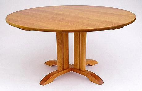Images Of Tables | the mccoy pedestal table handmade by gary weeks and company