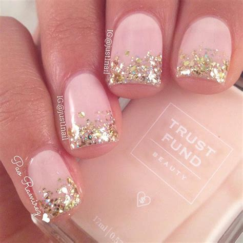 Glitter Nail Designs Pictures