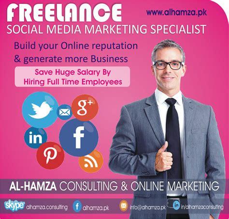 Marketing Specialist by Al Hamza Consulting Marketing July 2015
