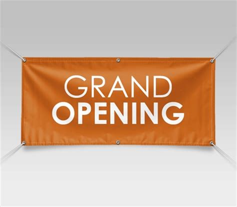 grand opening banners open banners for businesses