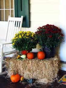 Outdoor fall decorating ideas front porch decorating ideas for fall