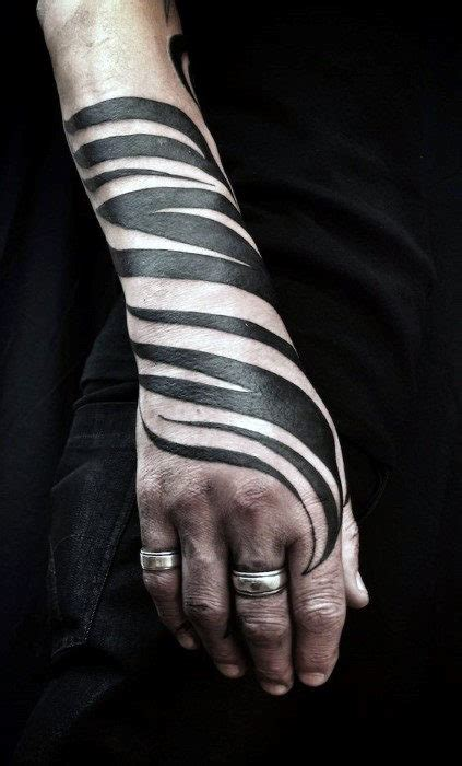 pattern stripe tattoo 40 zebra tattoos for men safari striped design ideas