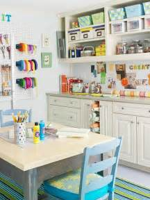 craft room shelving ideas bhg centsational style