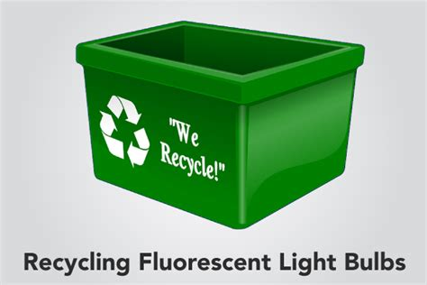 recycle led light bulbs recycling fluorescent light bulbs