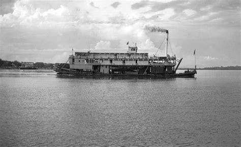 barco a vapor de 1929 santa f 233 barco a vapor rio magdalena colombia expl