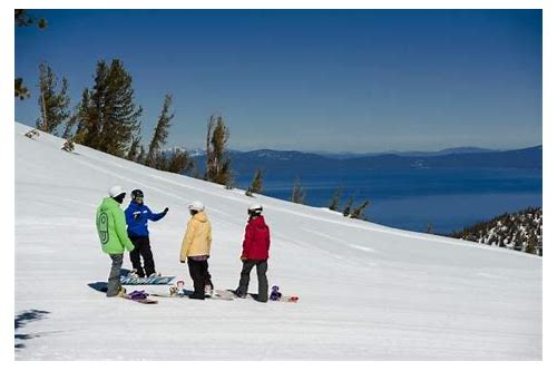 learn to ski deals tahoe