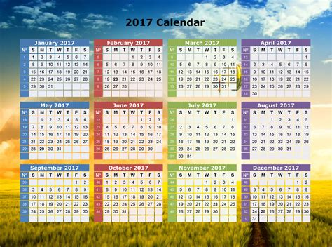 happy  year  calendar   fun