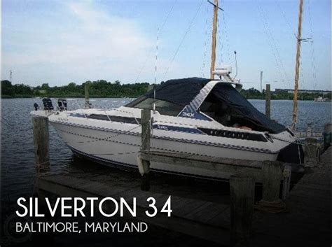 boats for sale by owner in md silverton boats for sale in maryland used silverton