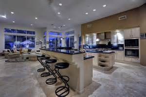 contemporary luxury home contemporary kitchen other