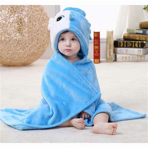 Selimut Baby Hoodie Blanket blue flannel pisces baby hoodie blanket n10386