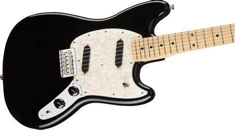 fender mustang bass black fender mustang black keymusic