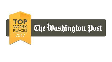 post name the washington post names resonate 2017 top workplace