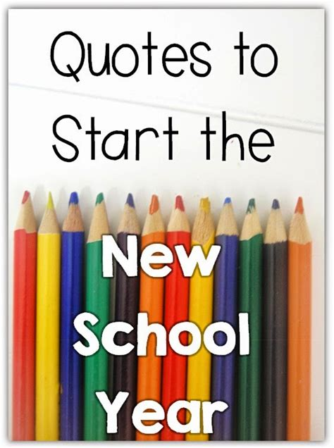 inspirational quotes for teachers at the beginning of the