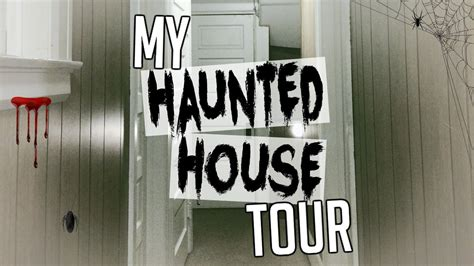 the house i live in i live in a haunted house house tour video shocks
