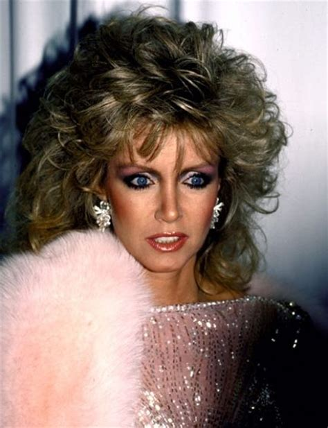 photos of donna mills curly frosted hairstyle from the 89s 43 best images about donna mills on pinterest soaps