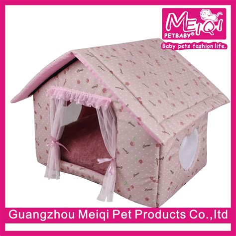 pink dog house bed pink princess foam dog bed collapsible dog house bed