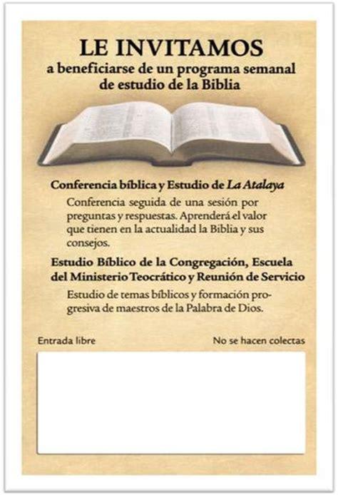 como hacer una invitacion para un culto cristiano mi experiencia como ex testigo de jehov 225 2015 04 19