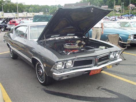 1968 pontiac beaumont 1968 pontiac beaumont conceptcarz