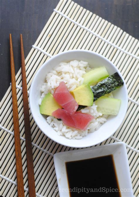 how to make sushi at home the easy way