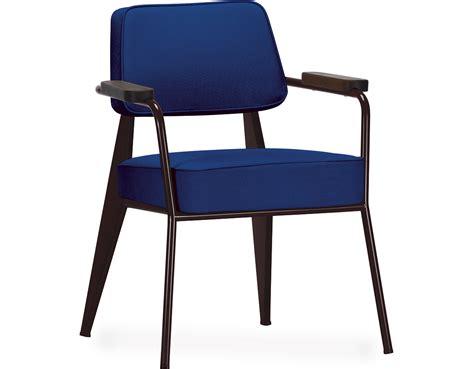 Prouvé Fauteuil Direction Chair   hivemodern.com
