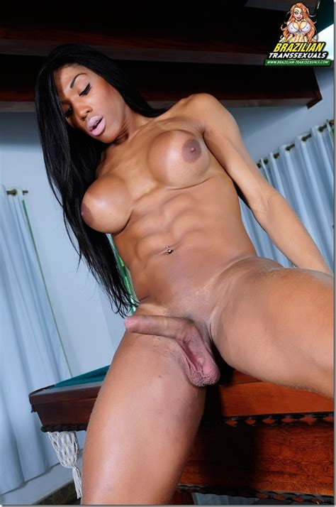 Ebony Brazilian Shemale Ts Veronica Bolina And Her Huge Cock Hot Black Tgirls Black Shemale