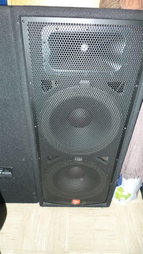 Speaker Jbl Jrx 125 jbl jrx125 image 455822 audiofanzine