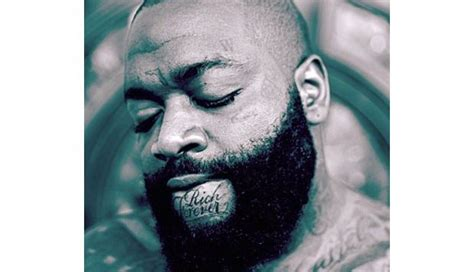 rick ross tattoo sports rick ross gets a that is either cool