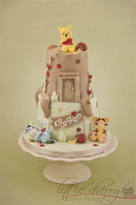 winnie the pooh cake template pin simple pooh cake 8900 cakes mall unique baby