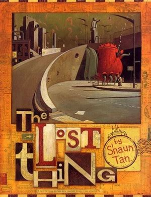 the rabbits picture book pdf the lost thing by shaun
