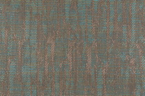Teal Mix Jacquard Woven Vinyl Mesh Sling Chair Outdoor Fabric