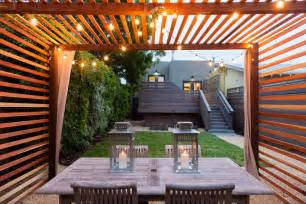 Wood patio cover patio contemporary with antlers black exterior black