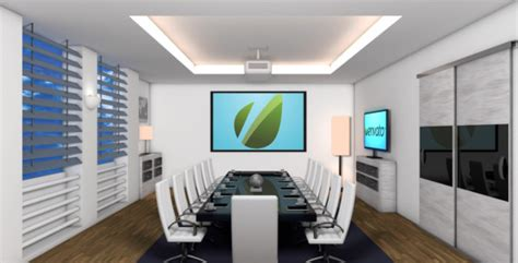 meeting room presentation by walkonvisuals videohive