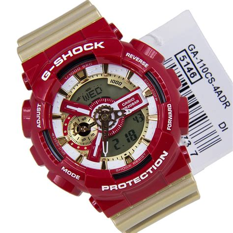 G Shock Ironman casio g shock ironman ga 110cs 4a ga110cs