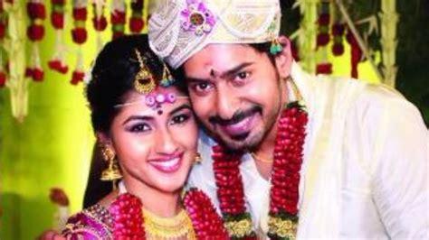 Marriage Photos Of by Prajwal Devaraj Marriage Photos