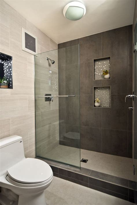 modern bathtub shower bathroom mosaic tile wall shower with white bathtub modern showers design ideas simple