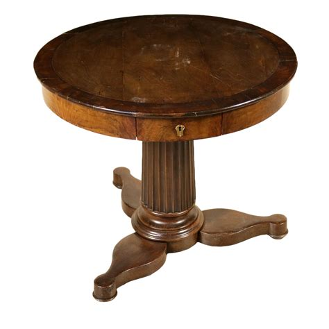 tavolo antiquariato tavolo impero tondo tavoli antiquariato dimanoinmano it