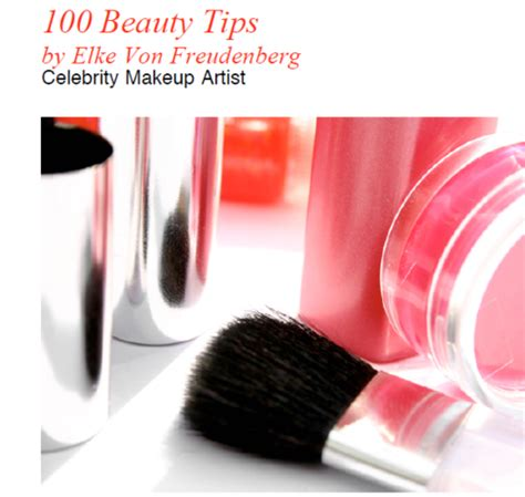 Elkes Makeup Tips by Health Mind 100 Tips Free Ebook