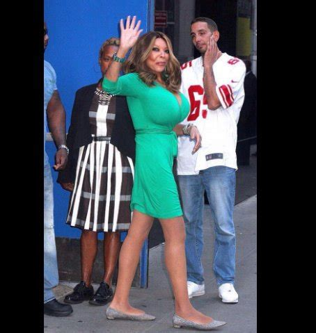 p body bae: 20 pics wendy williams probably wants deleted