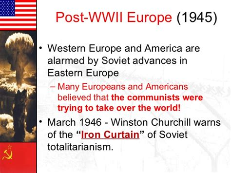 iron curtain over america week 11 day 5 cold war