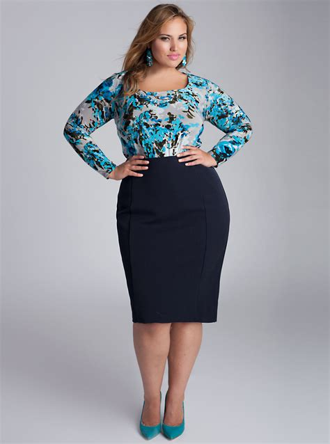 plus size plus size skirts dressed up